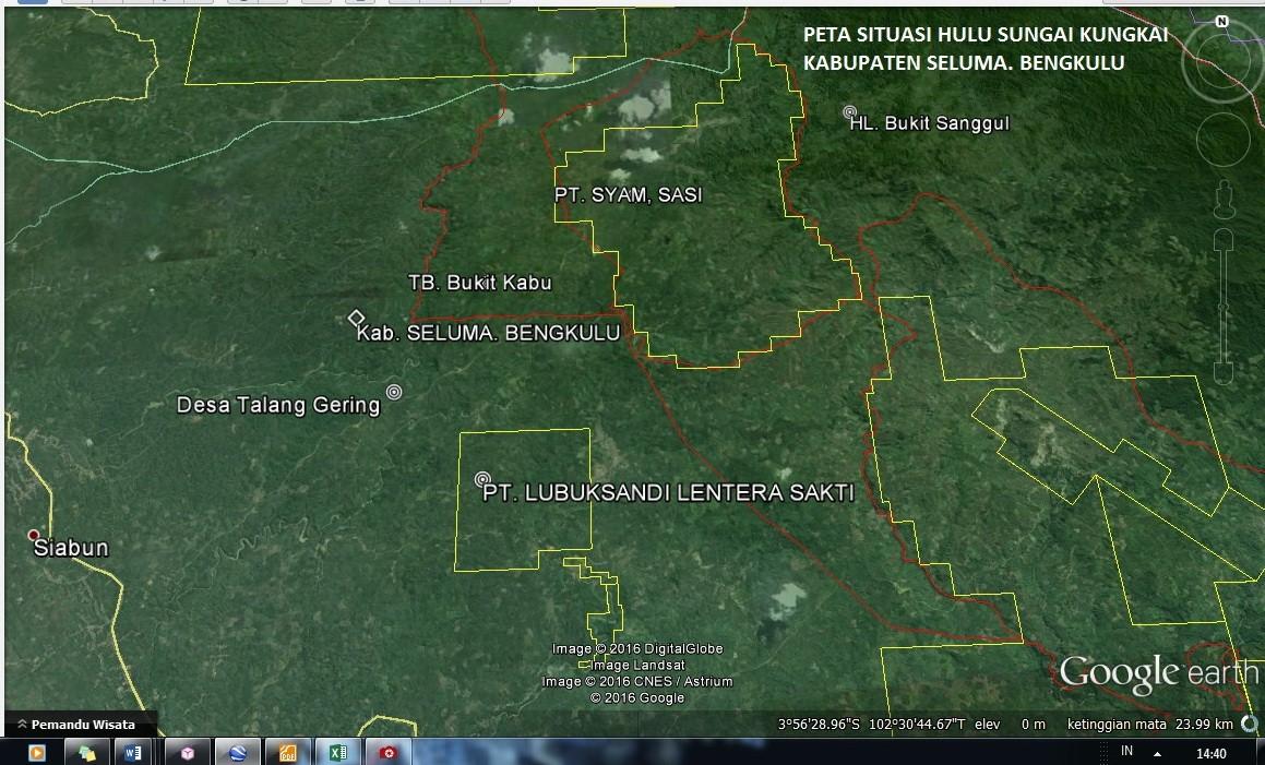 Mengulas Fakta Banjir Bandang Di Kabupaten Seluma