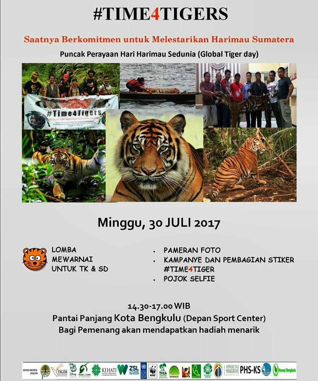 Puncak Perayaan Hari Harimau Sedunia