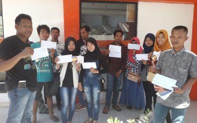 Sumatera kirim kartu pos tantangan energi bersih untuk Jokowi dan Prabowo