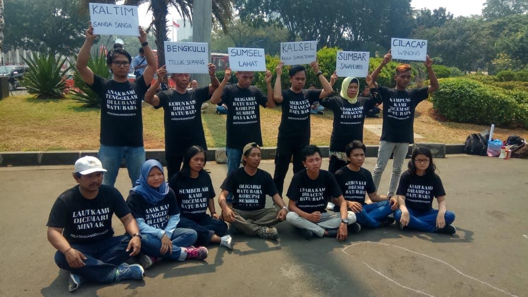 Menuntut Kemerdekaan Indonesia dengan Energi Bersih Terbarukan