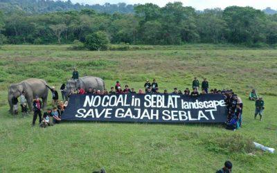 Jejak buruk tambang batu bara dan energi kotor di Sumatera