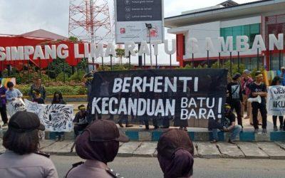 Bengkulu menolak punah, berhenti kecanduan batu bara