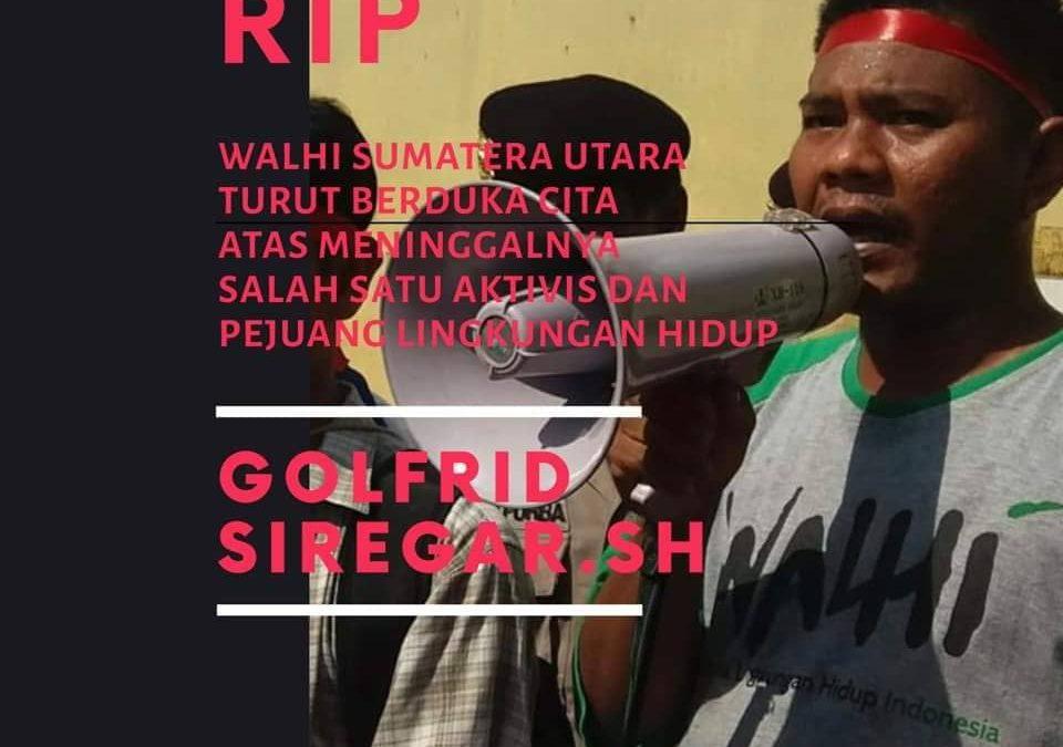 Aktivis HAM Sumut diduga korban percobaan pembunuhan akhirnya meninggal dunia