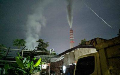 Ditikam polusi PLTU batu bara di warisan dunia Sawah Lunto