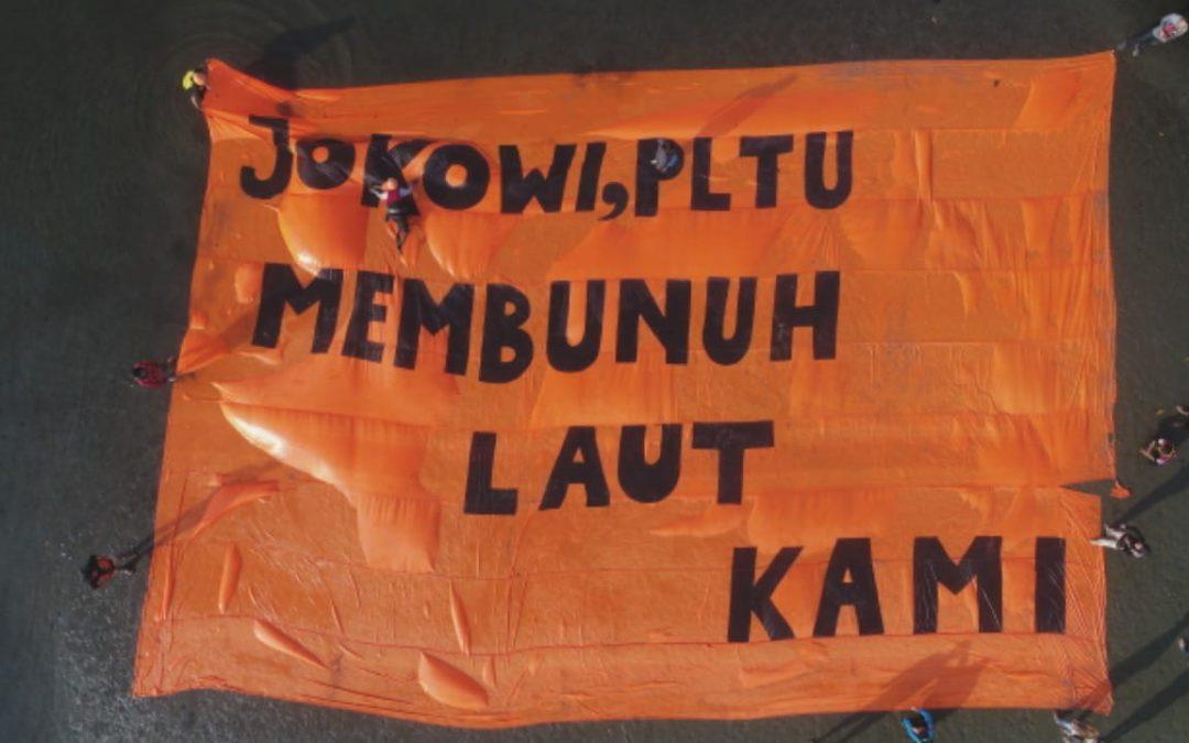 Masyarakat Sumatera serukan pembatalan UU mineral dan batubara
