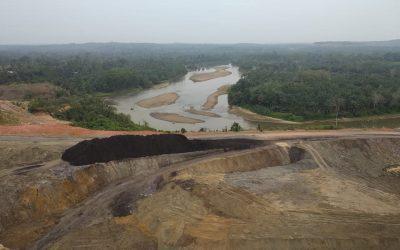 UU Minerba dinilai semakin menghancurkan Tanah Borneo