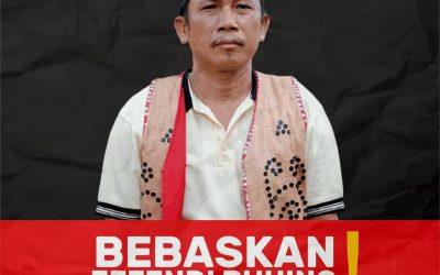 Hentikan Perampasan Wilayah Adat dan Kriminalisasi Masyarakat Adat Laman Kinipan!