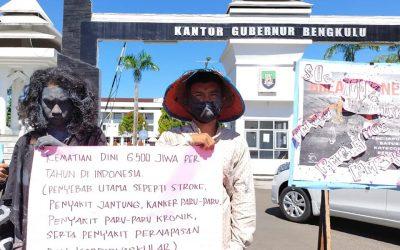 Presiden Jokowi jangan racuni rakyat dengan racun limbah batu bara
